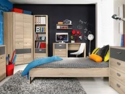 Pokój młodzieżowy z kolekcją Yoop