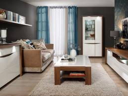 Salon z kolekcją Saint Tropez od Forte
